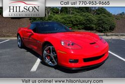 Chevrolet Corvette Grand Sport w/3LT 2012