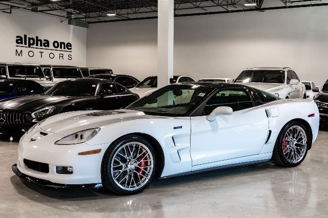 2012 Chevrolet Corvette ZR1 w/3ZR Round Rock TX