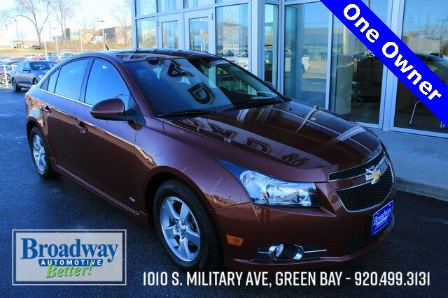 2012 Chevrolet Cruze 1LT Green Bay WI