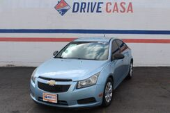 2012_Chevrolet_Cruze_2LS_ Dallas TX