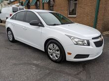2012_Chevrolet_Cruze_2LS_ Knoxville TN