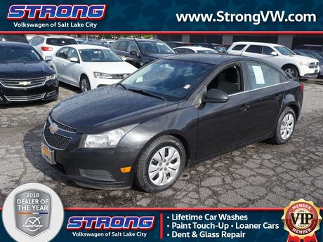 2012 Chevrolet Cruze 2LS Salt Lake City UT