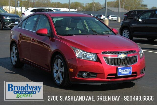 2012 Chevrolet Cruze 2LT Green Bay WI