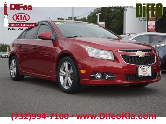 Used 2012 Chevrolet Cruze 2LT in Lakewood NJ