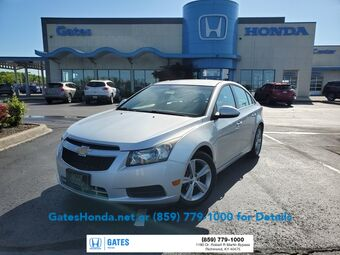 2012_Chevrolet_Cruze_2LT_ Richmond KY