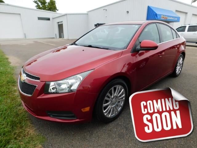 2012 Chevrolet Cruze 4dr Sdn ECO Manhattan KS