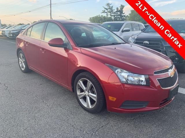 2012 Chevrolet Cruze 4dr Sdn LT w/2LT Cranberry Twp PA