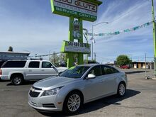 2012_Chevrolet_Cruze_ECO_ Eugene OR