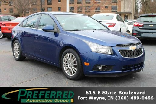 2012 Chevrolet Cruze ECO Fort Wayne Auburn and Kendallville IN