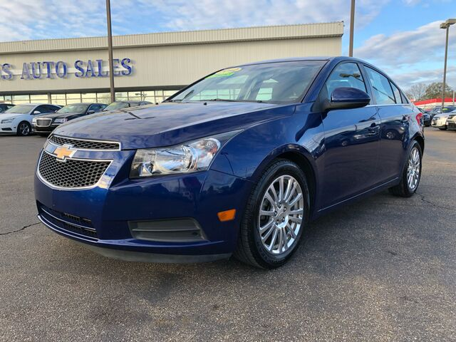 2012 Chevrolet Cruze Eco Jackson MS