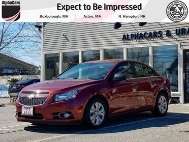 2012_Chevrolet_Cruze_LS_ Boxborough MA
