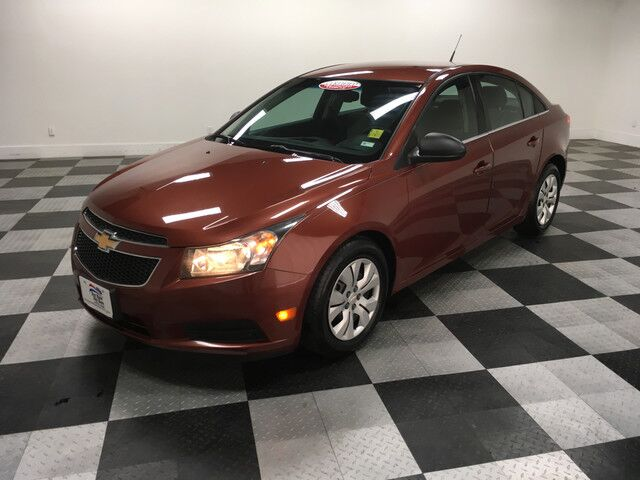 2012 Chevrolet Cruze LS Chattanooga TN ...