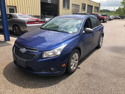 2012_Chevrolet_Cruze_LS_ Cleveland OH
