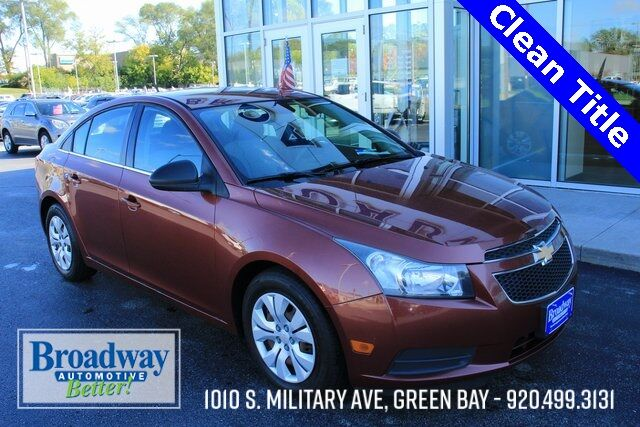 2012 Chevrolet Cruze LS Green Bay WI
