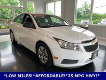 2012_Chevrolet_Cruze_LS_ Manchester MD
