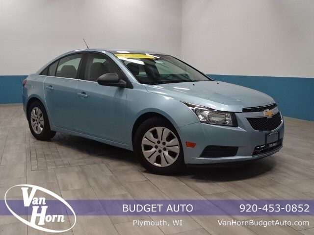 2012 Chevrolet Cruze LS Plymouth WI
