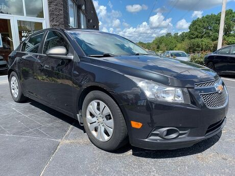 2012 Chevrolet Cruze LS Raleigh NC