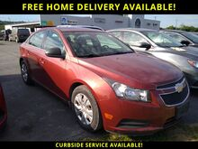 2012_Chevrolet_Cruze_LS_ Watertown NY
