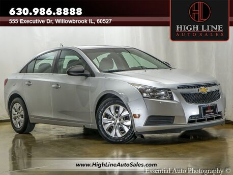 2012_Chevrolet_Cruze_LS_ Willowbrook IL