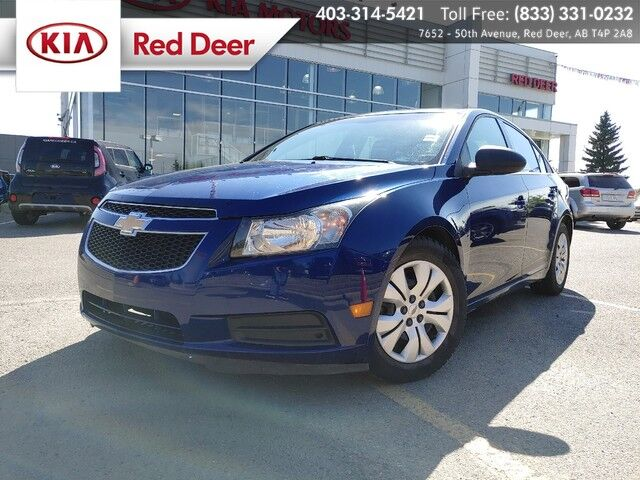 2012 Chevrolet Cruze LS+ w/1SB Red Deer AB