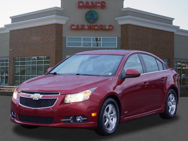 2012 Chevrolet Cruze LT Bridgeport WV