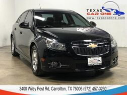 2012_Chevrolet_Cruze_LT RS PACKAGE AUTOMATIC REAR PARKING AID BLUETOOTH REMOTE ENGINE START_ Carrollton TX
