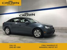 2012_Chevrolet_Cruze_LT Turbo **Low Kms** Nicely Equipped** Great on Gas**_ Winnipeg MB