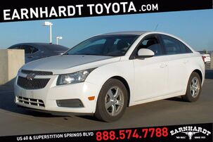 2012_Chevrolet_Cruze_LT w/1FL *WELL MAINTAINED*_ Phoenix AZ