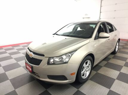 2012_Chevrolet_Cruze_LT with 1LT_ Fond du Lac WI