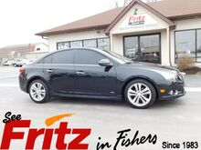 2012_Chevrolet_Cruze_LTZ_ Fishers IN
