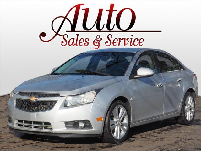 2012 Chevrolet Cruze LTZ Indianapolis IN