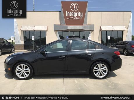 2012 Chevrolet Cruze LTZ Wichita KS