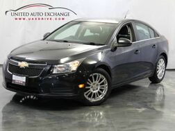 2012_Chevrolet_Cruze_MANUAL TRANSMISSION / 1.4L Ecotec Turbo Engine / FWD_ Addison IL