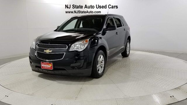 2012 Chevrolet Equinox FWD 4dr LS Jersey City NJ
