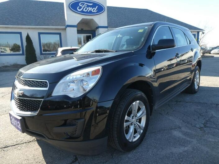 2012 Chevrolet Equinox LS - BLUETOOTH - CRUISE CONTROL - LOW KM Essex ON