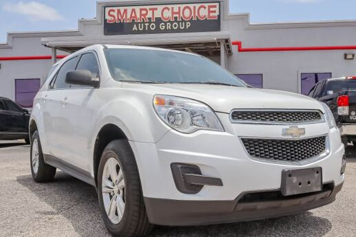 2012 Chevrolet Equinox LS 2WD Houston TX