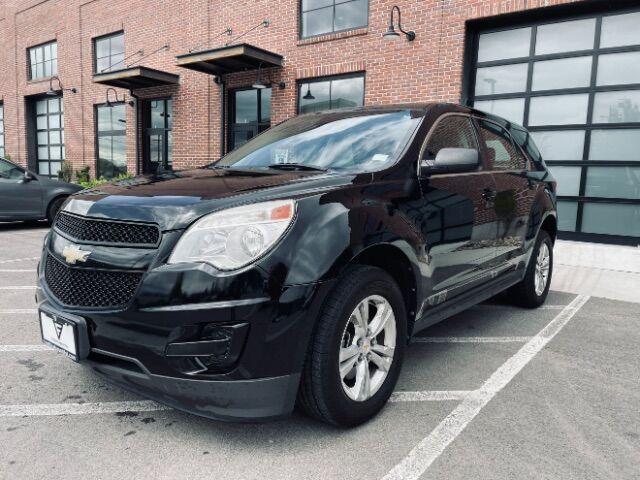 2012 Chevrolet Equinox LS AWD Bountiful UT