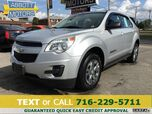 2012 Chevrolet Equinox LS AWD w/Low Miles