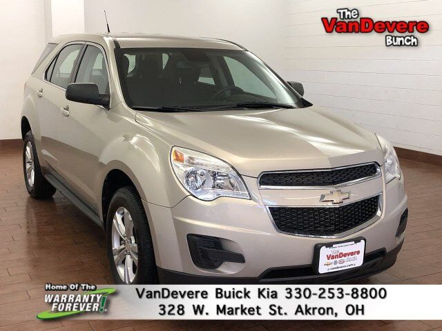 2012 Chevrolet Equinox LS Akron OH