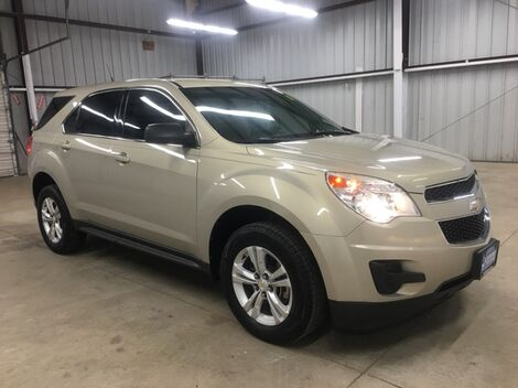 2012_Chevrolet_Equinox_LS_ Harlingen TX