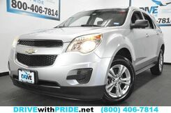2012_Chevrolet_Equinox_LS_ Houston TX