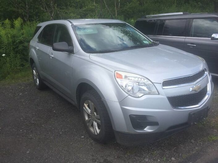 2012 Chevrolet Equinox LS Rock City NY