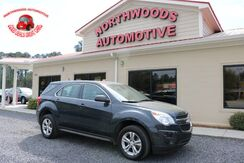 2012_Chevrolet_Equinox_LS_ North Charleston SC