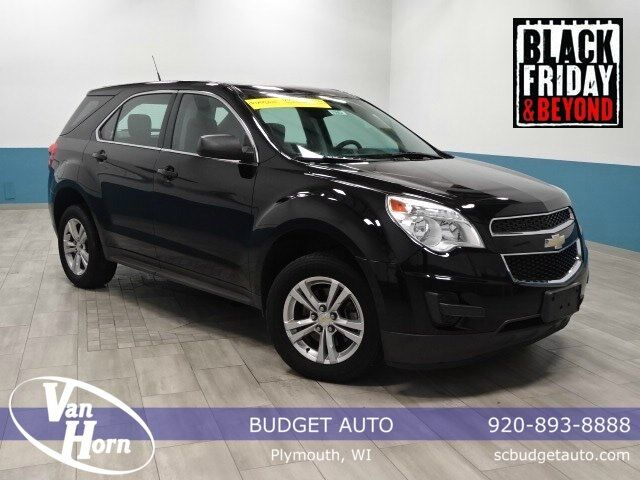 2012 Chevrolet Equinox LS Plymouth WI