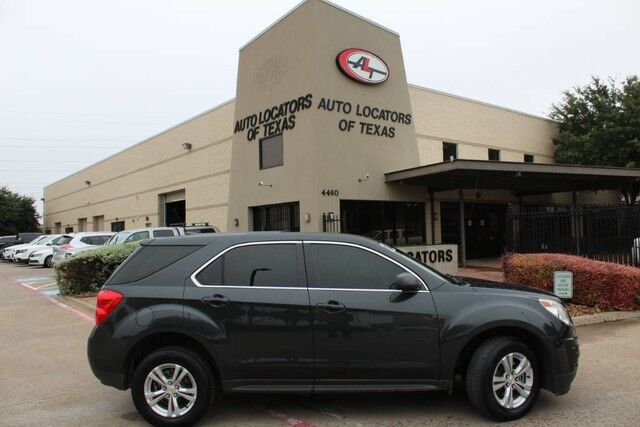2012 Chevrolet Equinox LS with LEATHER Plano TX