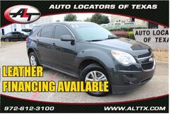 2012_Chevrolet_Equinox_LS with LEATHER_ Plano TX