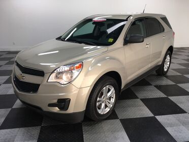 2012_Chevrolet_Equinox_LS_ Chattanooga TN