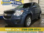 2012 Chevrolet Equinox LT AWD w/Low Miles & Back-Up Camera