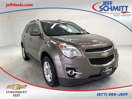 2012_Chevrolet_Equinox_LT_ Dayton area OH