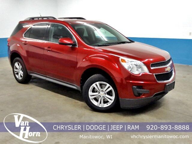 2012 Chevrolet Equinox LT Plymouth WI